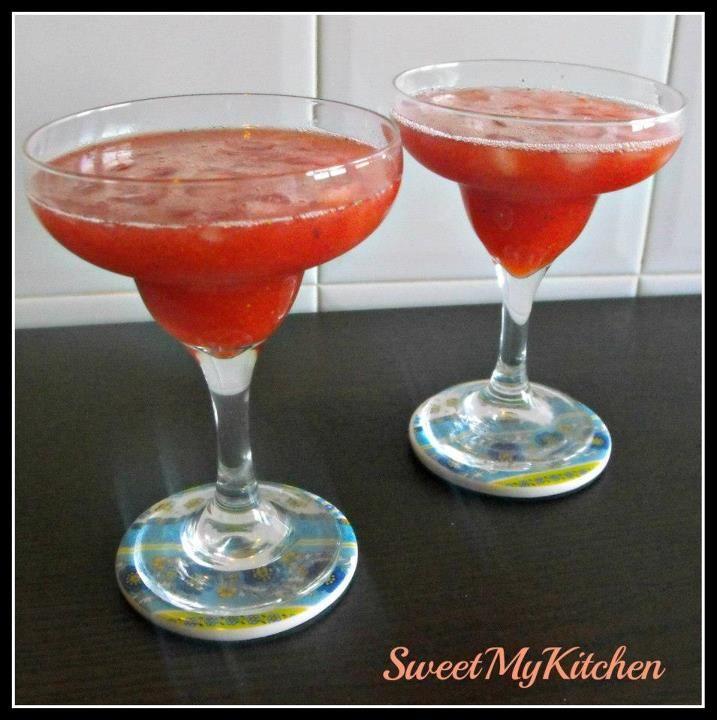 Receita Daiquiri de morango por Isa85 - Categoria da receita Bebidas