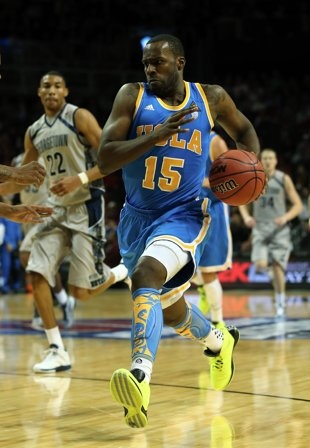 Shabazz Muhammad scored 15 points in his collegiate debut for UCLA.
