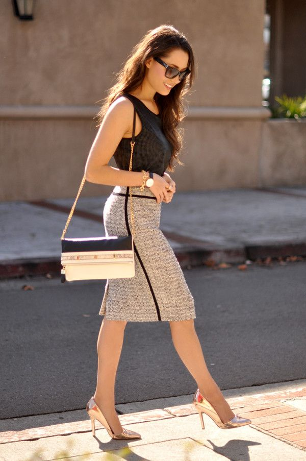 50 Sophisticated Summer Work Outfits for Women in 2016