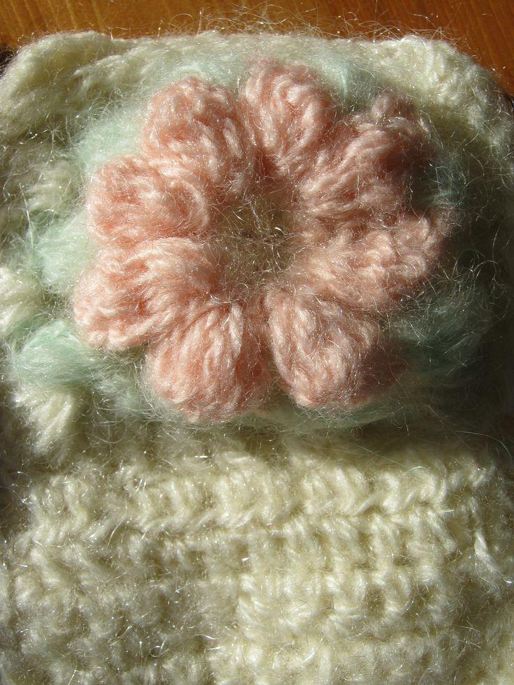 phone case - crochet