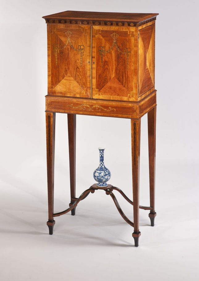 A George III Collector's Cabinet - English 1780 - 19 Best Satinwood Antiques Images By Circamarch1970 On Pinterest