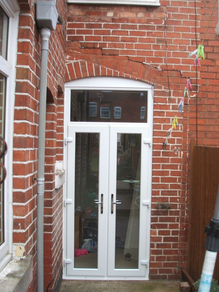 Transform small spaces into open and welcoming entrances. http://www.finesse-windows.co.uk/french_doors.php