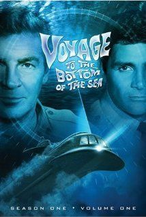 Voyage to the Bottom of the Sea. I remember liking this show because, for once, there weren't any weak women tripping over stuff, getting captured, and needing to be rescued every week.