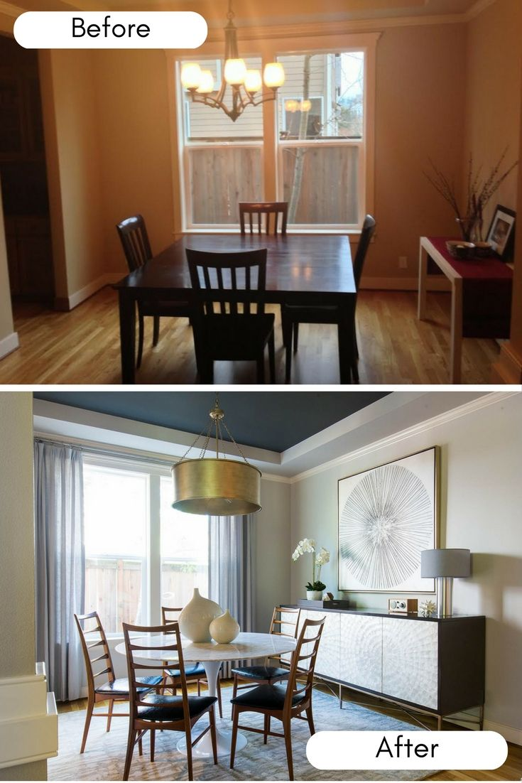 23 Best Before Amp After Interior Design Makeovers Images On