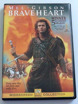 Braveheart-DVD-1995-Mel-Gibson-Widescreen