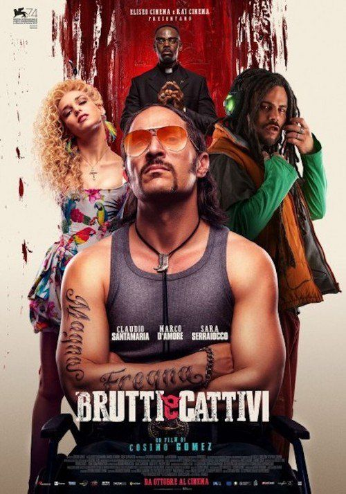 Watch Ugly Nasty People (2017) Full Movie Online Free