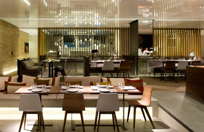 Restaurante Brasserie Luzi Bombón / Madrid / Grupo Tragaluz   #luzibombon #grupotragaluz #madrid #sandratarruellainterioristas