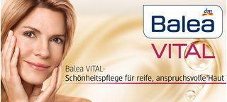 Beauty & Lifestyle Blog für die Frau ab 40: Balea Vital - Schönheitspflege für reife, anspruch...