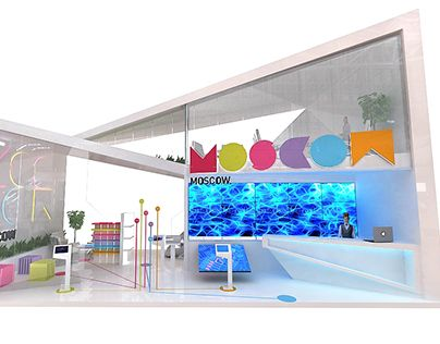 """Check out new work on my @Behance portfolio: """"Tourist Information Center"""" http://be.net/gallery/40806695/Tourist-Information-Center"""