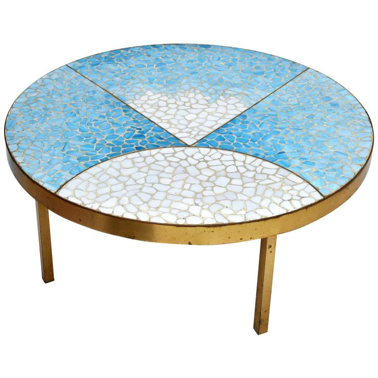 Broken Tile Coffee Table: 57 Best Images About Mosaic Tables On Pinterest