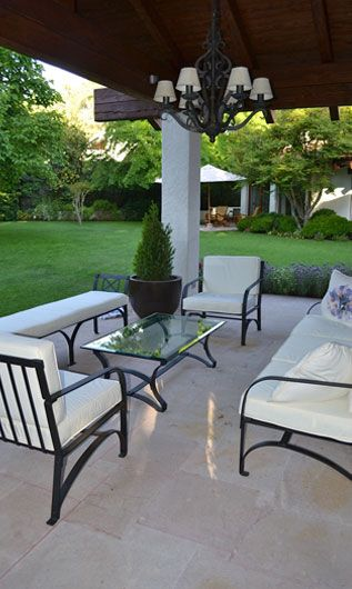 M s de 25 ideas incre bles sobre muebles terraza en pinterest for Muebles terraza fierro