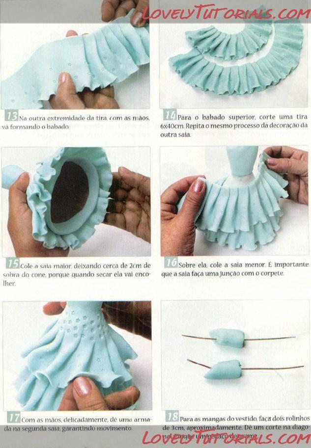 Cake Decorating Sculpting Figures : 17 Best images about PORCELANA FRIA on Pinterest Jars ...