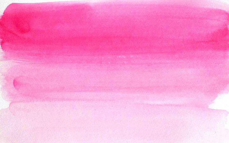16 Fresh Wallpapers For Your Desktop Wallpaper WatercolorPink BackgroundsLaptop WallpaperGirl