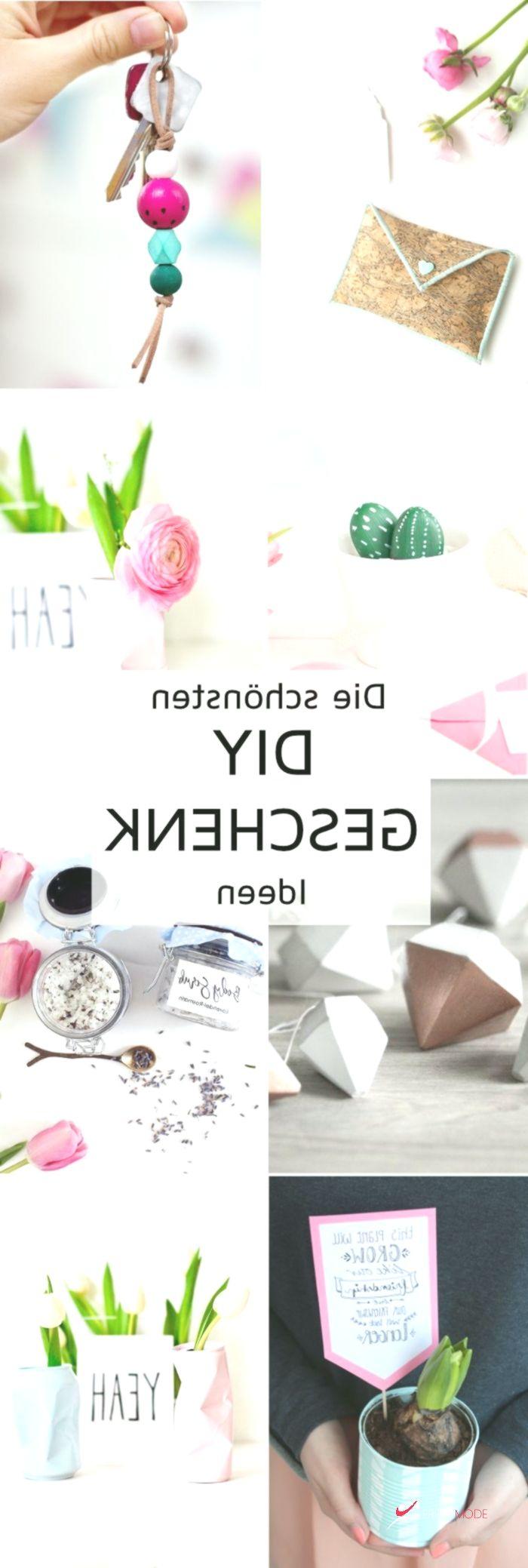 DIY Geschenke – Kreative Geschenkideen zum Selbermachen – Herren Mode