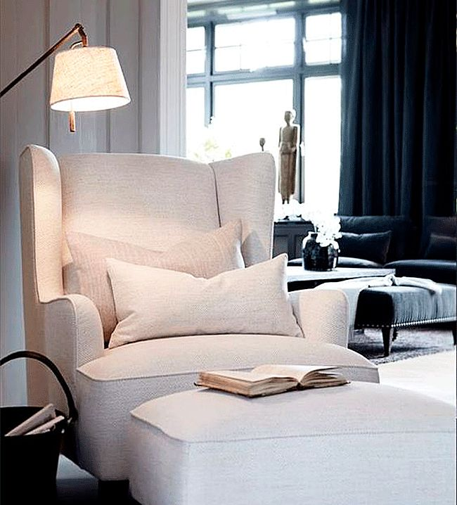 17 mejores ideas sobre sillas de lectura en pinterest - Butacas de salon ...