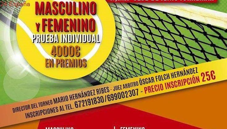 Cuatrocientos euros de diferencia entre el premio masculino y el femenino de un torneo de tenis