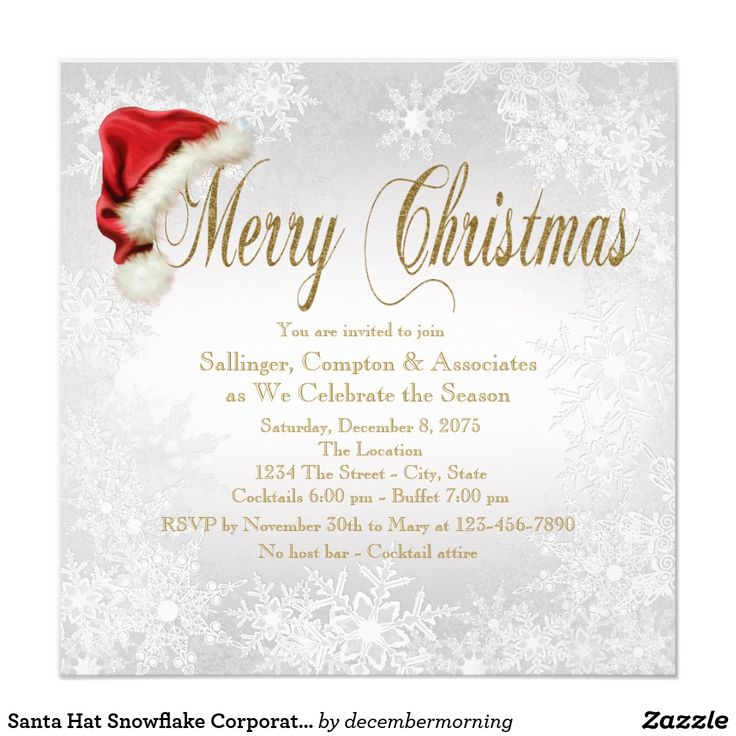 180 best Corporate Christmas Party Invitations images on Pinterest - business event invitation