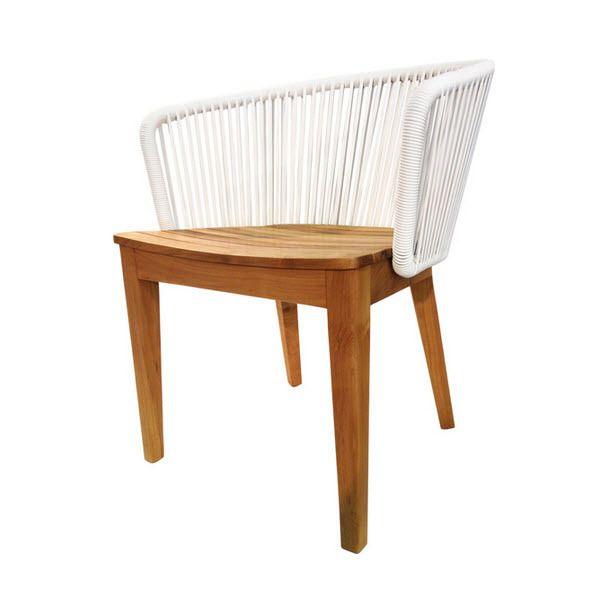 Cockatoo Luxury Indoor/ Outdoor Dining Chair