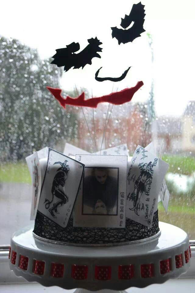 Best  Joker Cake Ideas On Pinterest Lego Batman Birthday - Dark knight birthday cake