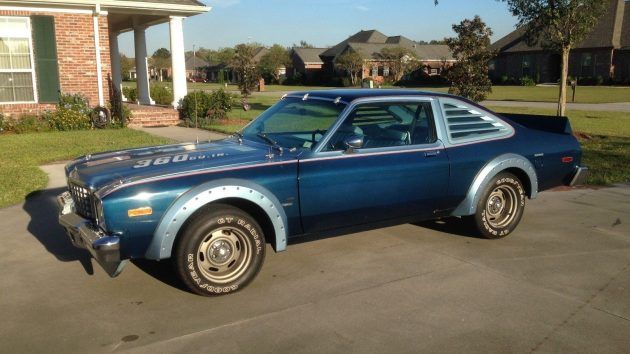 Own A Piece Of History: 1978 Plymouth Street Kit #MuscleCars, #Survivors #Plymouth - https://barnfinds.com/piece-history-1978-plymouth-street-kit/