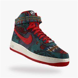 Chaussure Nike Air Force 1 High Premium iD