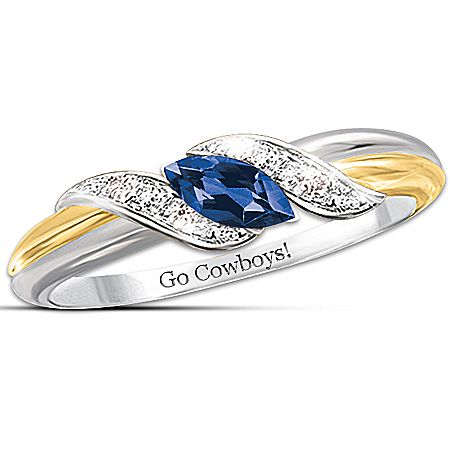 Ring: Pride Of Dallas - Cowboys Embrace Ring