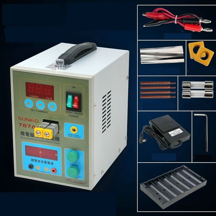 (129.00$)  Buy here - http://aixxz.worlditems.win/all/product.php?id=32692205363 -  787A+ LED Pulse Battery Spot welder Recharge Charging Capability Charger Welding assembly 18650 micro welding