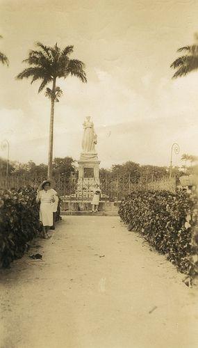 Empress Josephine Statue, Fort de France, Martinique   by The Caribbean Photo Archive