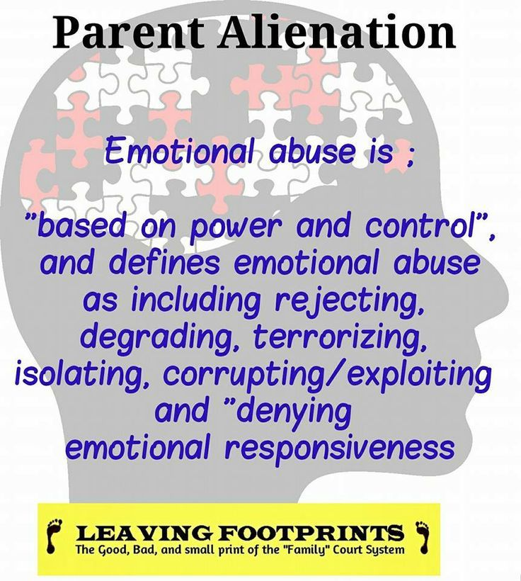 Image result for parental alienation research uk