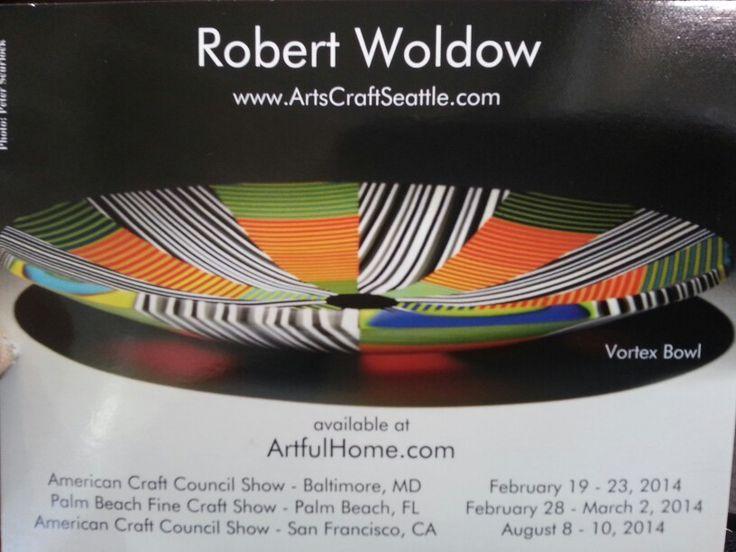 Robert Woldow www.ArtCraftSesttle.com