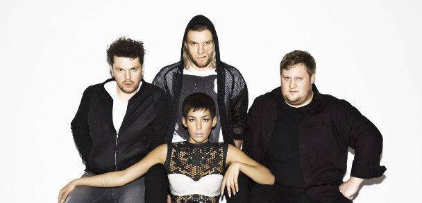 Frida Gold 'Liebe ist meine Rebellion' - Tour 2014
