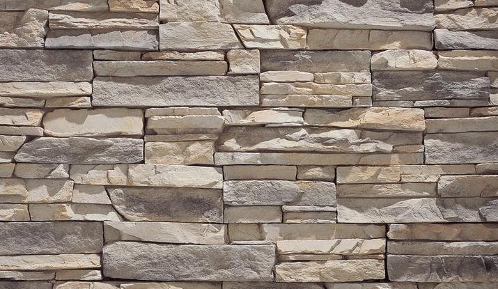 Eldorado Stone - Stacked Stone. #1 fireplace stone
