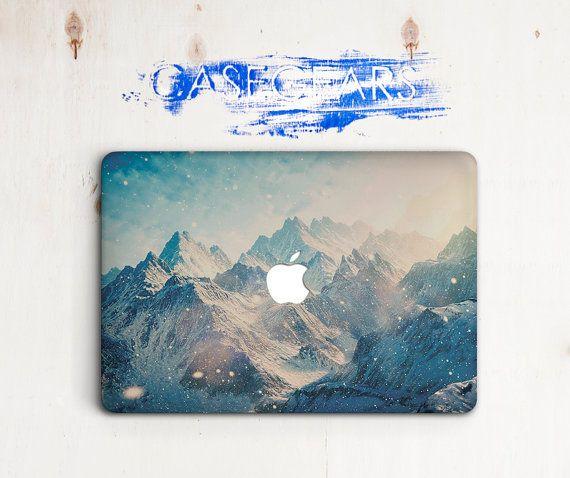 Blue Macbook Case Hard Laptop Case Clear Macbook Pro Retina 13 15 Case Macbook…
