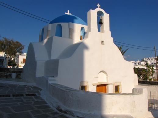 Agia Ekaterini Ios, Greece