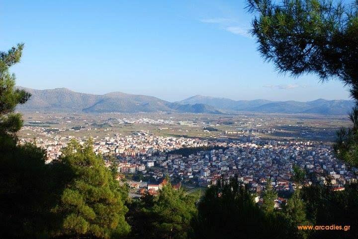 Tripolis, Arcadia, Greece