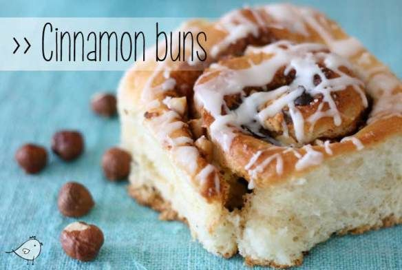 Cinnamon buns recipe   puresweetjoy.co.za