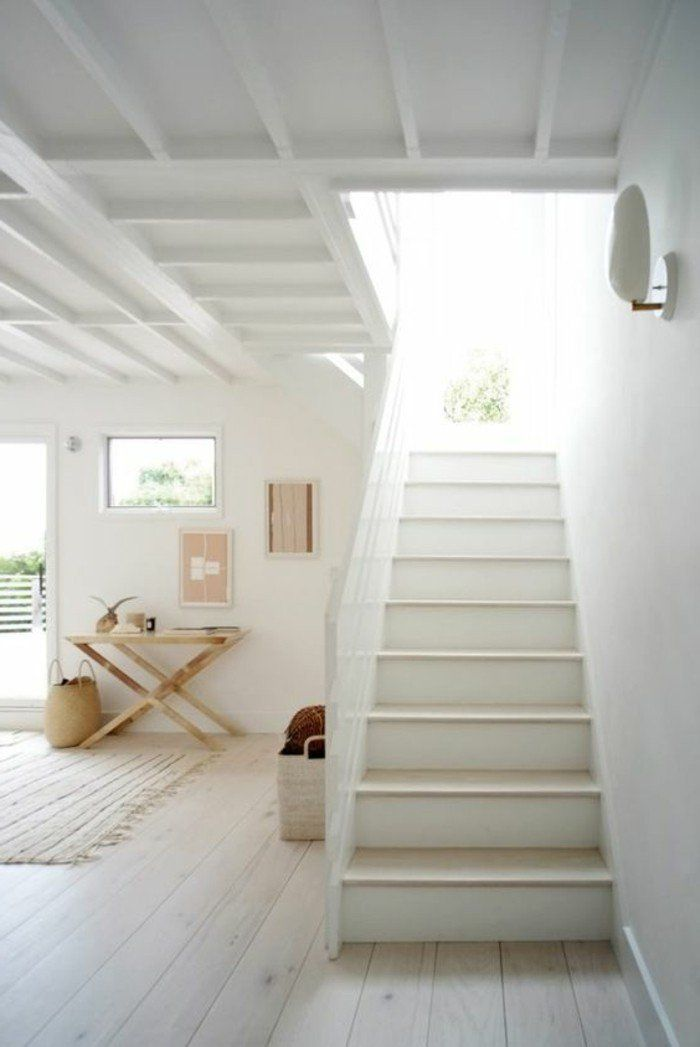 17 best ideas about escalier tournant on pinterest for Luminaire escalier maison