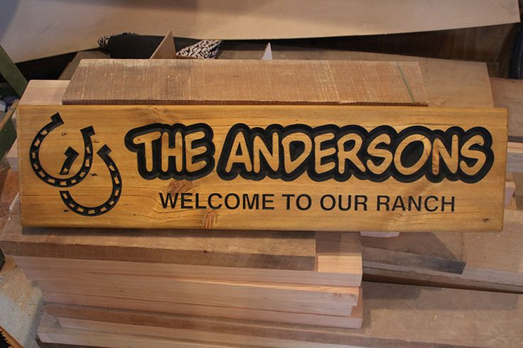 The Andersons rodeo look and feel