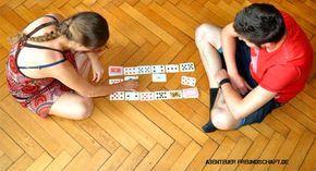 Wettstreit zu Zweit? Zank-Patience ist euer Kartenspiel!