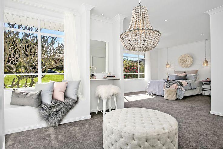 Master Bedroom Inspo by Three Birds Renovations