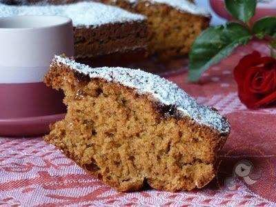 Puffin in cucina e non solo...: Ciambella con farina di avena, yogurt e muscovado......per una semplice e leggera colazione ^_^
