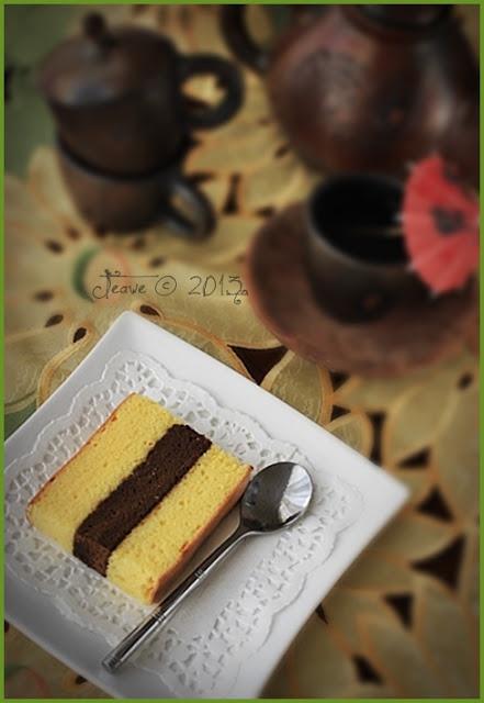 Lapis Surabaya or Spiku - Layer Cake