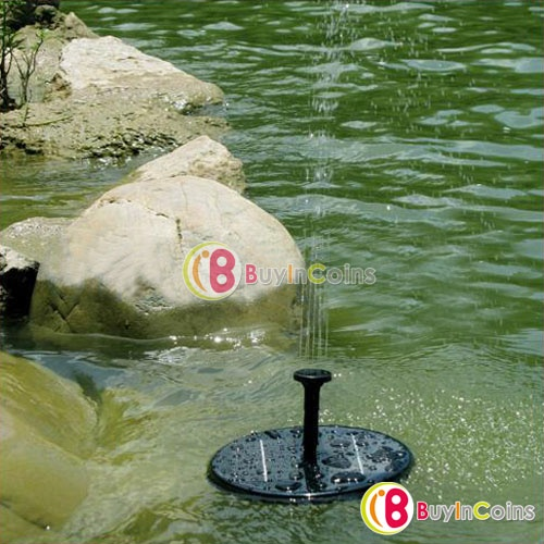 21 best images about solar power fountain pumps on pinterest for Solar water pump pond