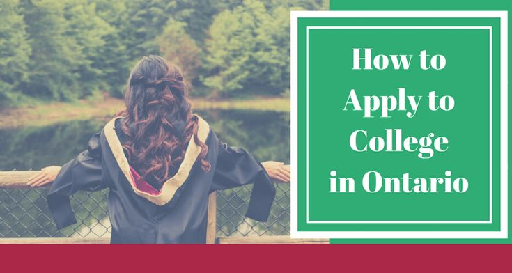 Are you ready to apply to Ontario college? Whether you need to upgrade your education or change your career, going back to college is one way to do it. Now start to gather all your information and ge