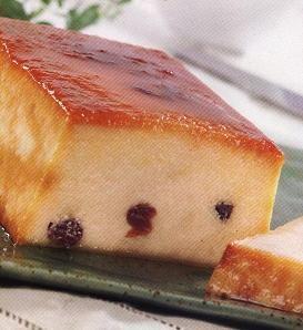 Esta es la variación light del clásico Budín de pan, se hace con pan integral, leche descremada, mantequilla ligth y con edulcorante