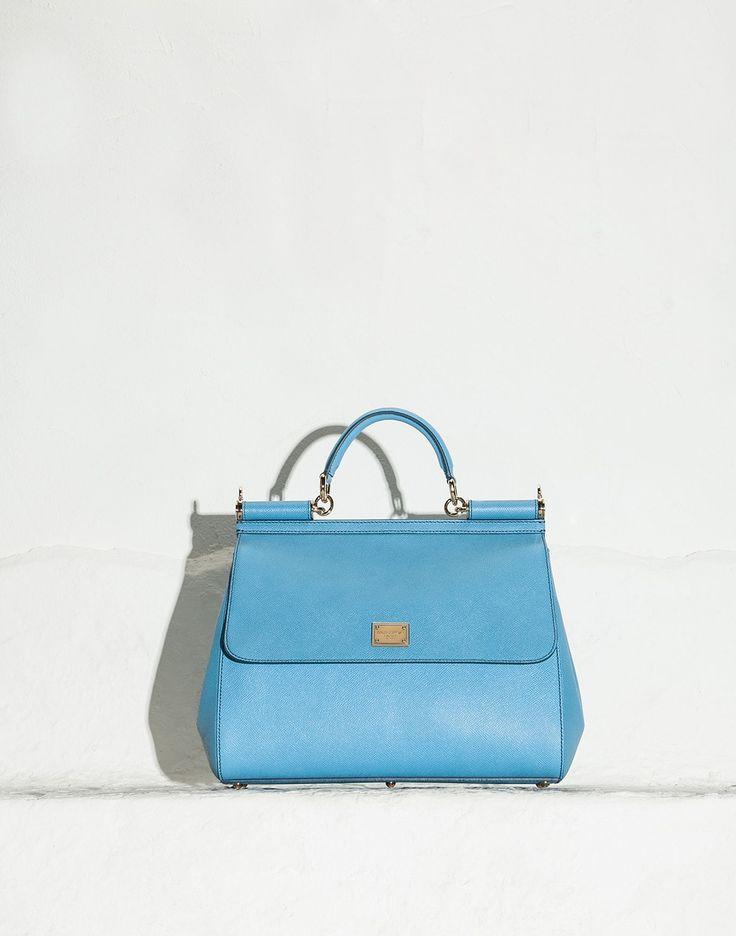 Dolce&Gabbana|BB6015-A1001|Medium leather bags|Bags