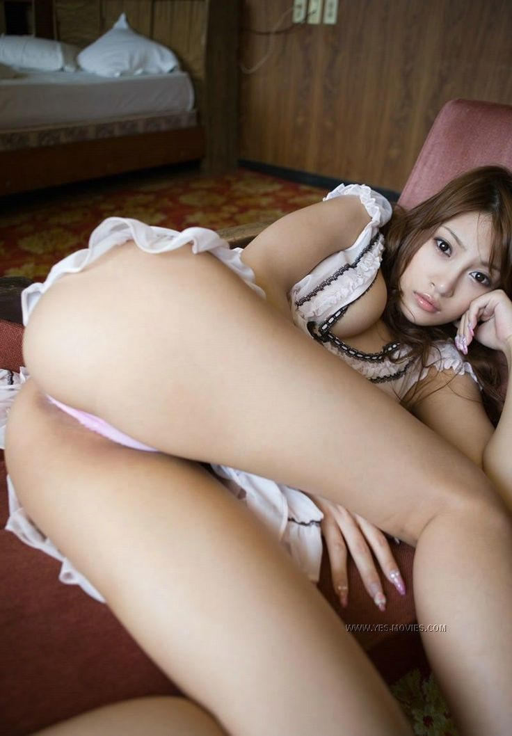 Fine korean pussy and ass