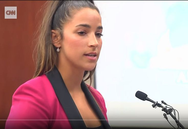 "Aly Raisman Was Far More Empowered Wearing Clothes Than She Was Stripping For Sports Illustrated ""With women understandably frustrated about sexual harassment in the workplace, Sports Illustrated decided to capitalize on it in the guise of caring about it."" By Britt McHenry"