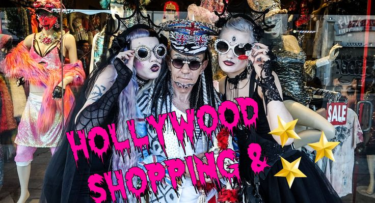 HOLLYWOOD SHOPPING & STARS - Adora & Victoria goes L.A. - Episode 3