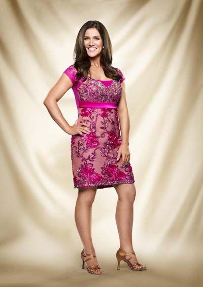 Susanna Reid Strictly Come Dancing 2013